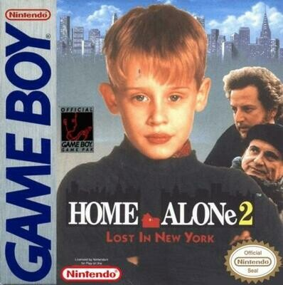 HOME ALONE 2 LOST IN NEW YORK (usagé)