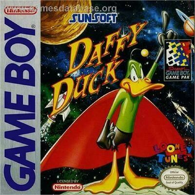 DAFFY DUCK (usagé)