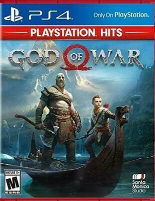 GOD OF WAR PLAYSTATION HITS (usagé)