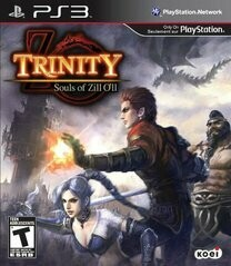 TRINITY SOULS OF ZILL O'LL (COMPLETE IN BOX) (usagé)