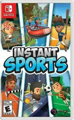 INSTANT SPORTS SUMMER GAMES (usagé)