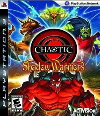 CHAOTIC SHADOW WARRIORS (COMPLETE IN BOX)
