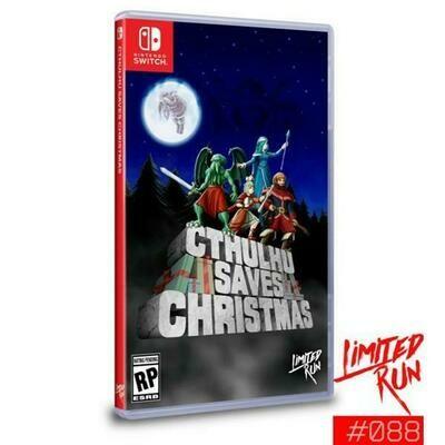 CTHULHU SAVES CHRISTMAS (LIMITED RUN GAMES)