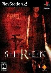 SIREN (COMPLETE IN BOX) (usagé)