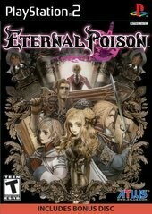 ETERNAL POISON (COMPLETE IN BOX) (usagé)