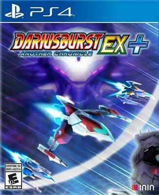 DARIUS BURST EX+ ANOTHER CHRONICLE