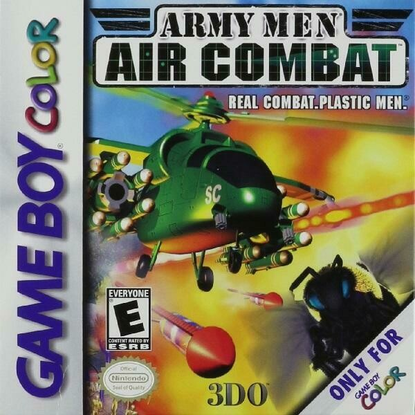 ARMY MEN AIR COMBAT (usagé)