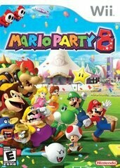 MARIO PARTY 8 (COMPLETE IN BOX) (usagé)