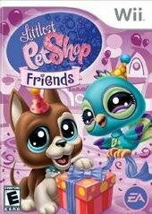 LITTLEST PET SHOP FRIENDS (COMPLETE IN BOX) (usagé)