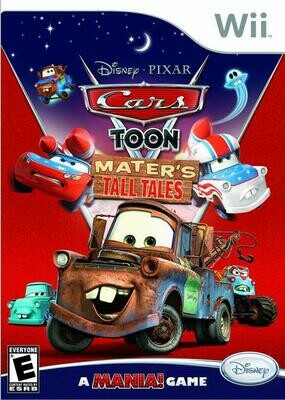 CARS TOON MATERS TALL TALES (COMPLETE IN BOX) (usagé)