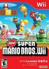 NEW SUPER MARIO BROS. (COMPLETE IN BOX) (usagé)