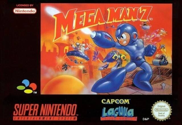 MEGA MAN 7 (usagé)