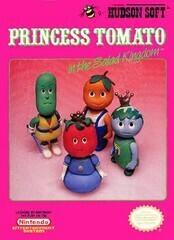 PRINCESS TOMATO IN THE SALAD KINGDOM (WITH BOX) (usagé)