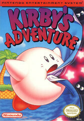 KIRBY'S ADVENTURE (COMPLETE IN BOX)