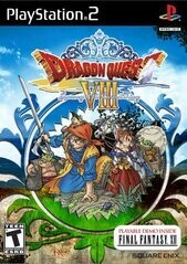 DRAGON QUEST VIII JOURNEY OF THE CURSED KING (COMPLETE IN BOX)
