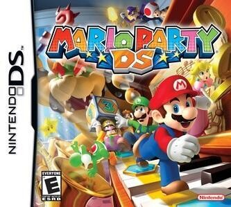 NDS MARIO PARTY DS (BOX ONLY) (usagé)