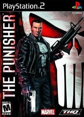 PS2 THE PUNISHER (BOX ONLY) (usagé)
