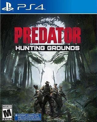 PS4 PREDATOR HUNTING GROUNDS (BOX ONLY) (usagé)
