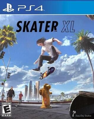PS4 SKATER XL (BOX ONLY) (usagé)