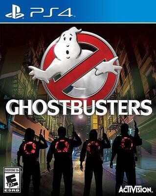 PS4 GHOSTBUSTERS (BOX ONLY) (usagé)