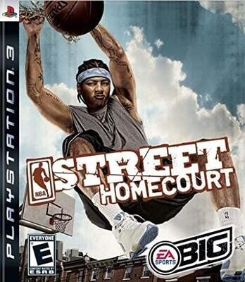 PS3 NBA STREET HOMECOURT (BOX ONLY) (usagé)