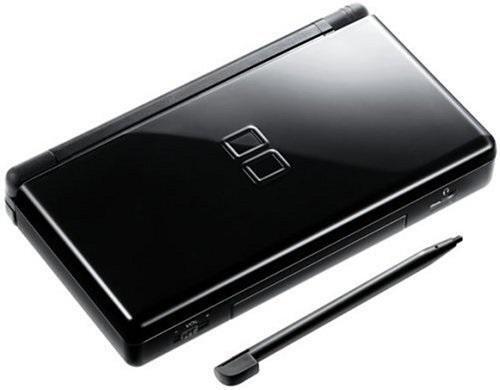 NINTENDO DS LITE ONYX BLACK (usagé)