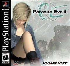 PARASITE EVE II (COMPLETE IN BOX) (usagé)