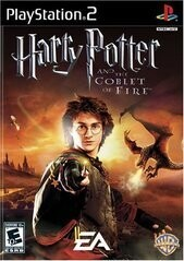 HARRY POTTER AND THE GOBLET OF FIRE (COMPLETE IN BOX) (usagé)