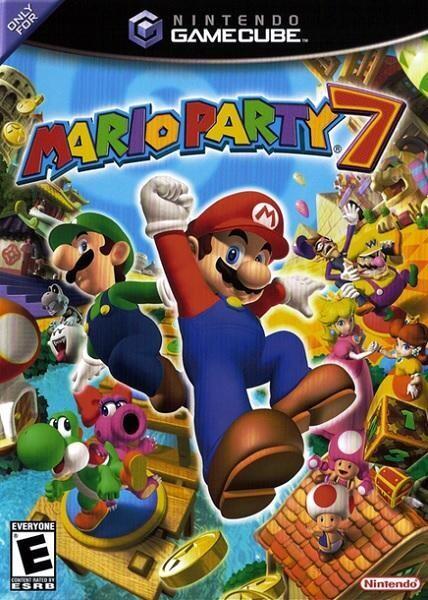 MARIO PARTY 7 (WITH BOX) (usagé)