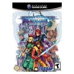 PHANTASY STAR ONLINE EPISODE I AND II (WITH BOX)