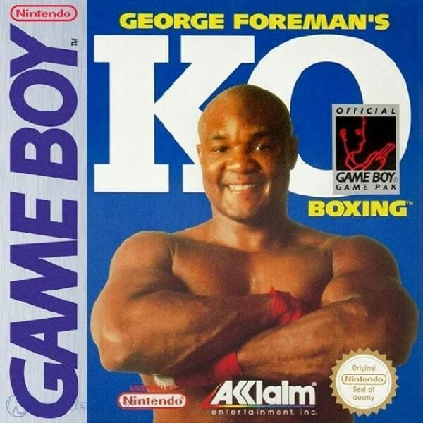 GEORGE FOREMAN'S KO BOXING (usagé)