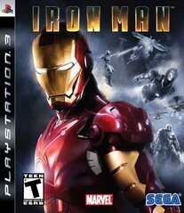 IRON MAN (COMPLETE IN BOX) (usagé)