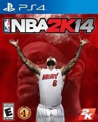 NBA 2K14 (usagé)