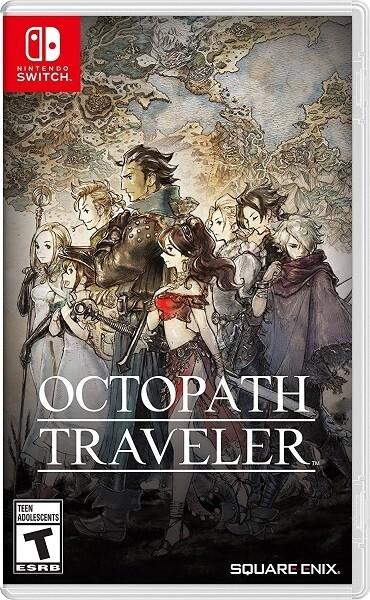 OCTOPATH TRAVELER (usagé)