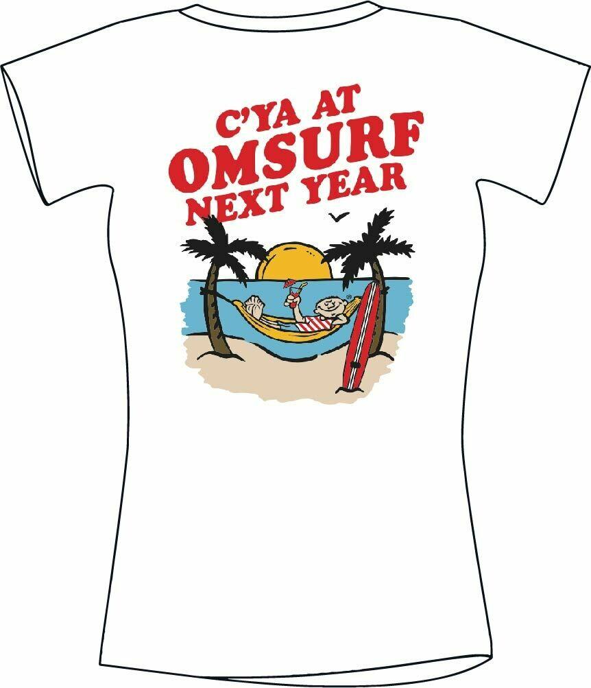 Ladies 2020 OMSurf T-Shirt