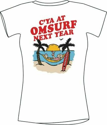 Ladies 2020 OMSurf T-Shirt
