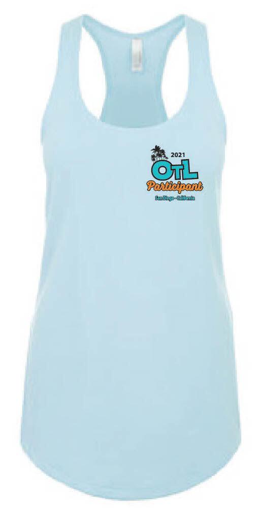 Ladies 2021 OTL Racerback Tank Top