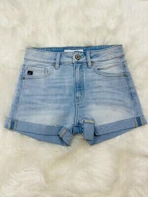Cuffed Kan Can Shorts