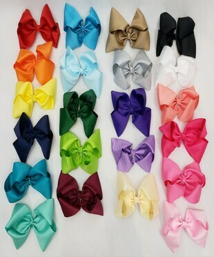 """8"""" Hairbow"""