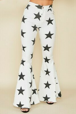 Ole' Glory Bell Bottoms
