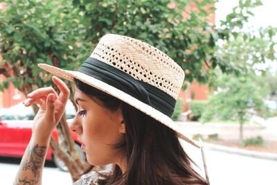Island Girl Sun Hat