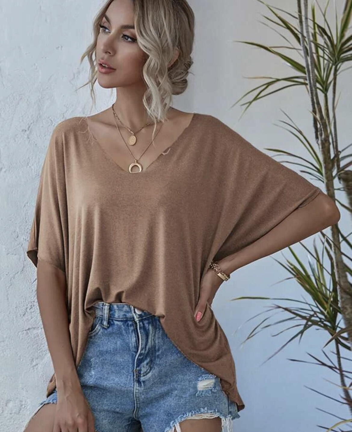Perfect Over Sized Tee