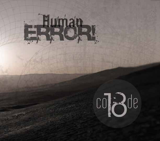 Human Error!  Audio CD (2020) Digipak