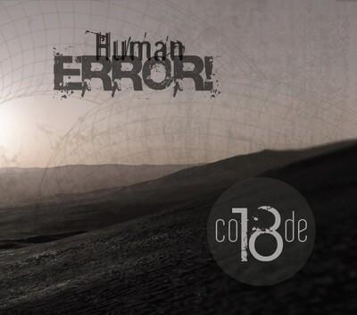 Human Error!  Audio CD (2020) Digipak