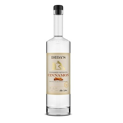 Cinnamon Vodka