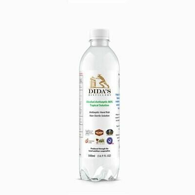 Hand Sanitizer - 4 pack of 16.9oz bottles