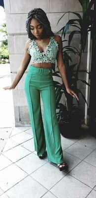 Cool Girl High Waist Pants