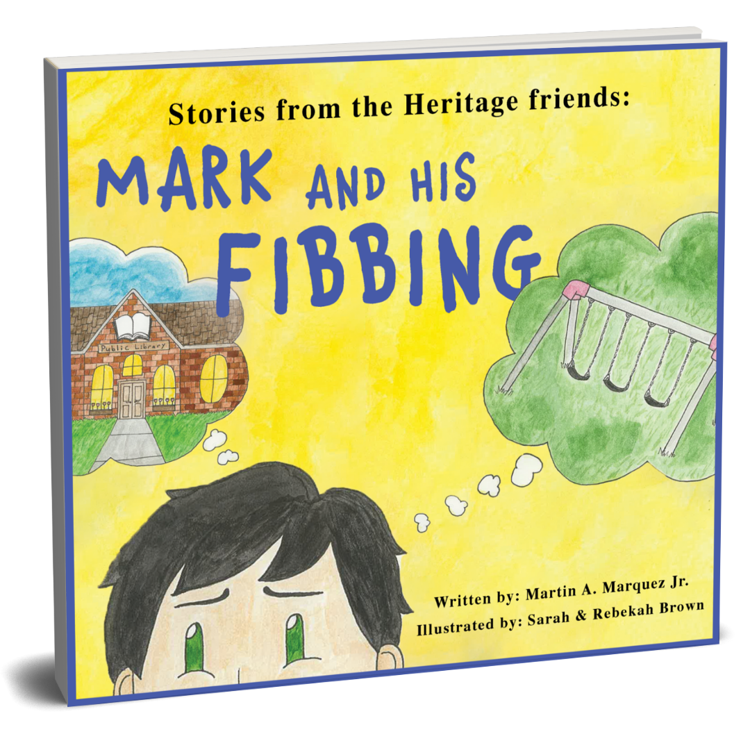 Mark and his Fibbing
