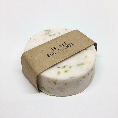 Shampoo sólido romero con argán