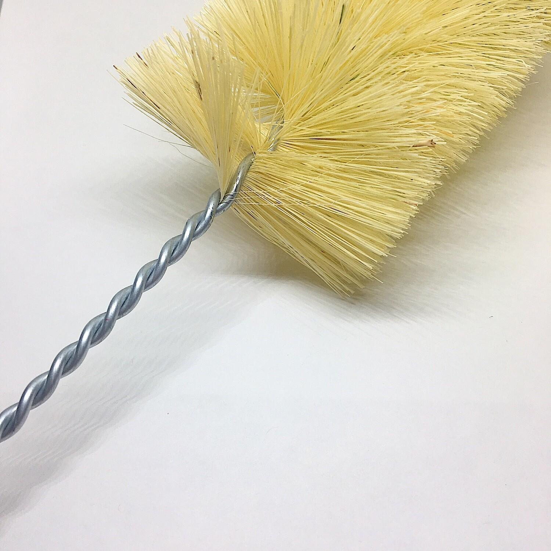 Escobillon de fibra natural